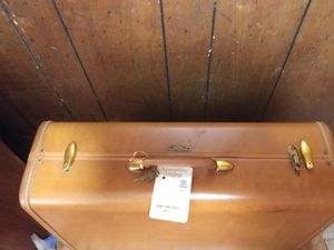 40s/50s Samsontie Travel Luggage for Sale in Abilene, TX