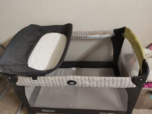 Graco Baby crib in very good condition for Sale in San Ramon, CA