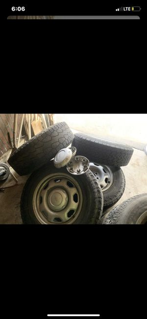 Ford stock rims good condition for Sale in Riverside, CA