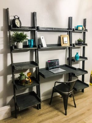 Ladder Desk With Shelves for Sale in Phoenix, AZ