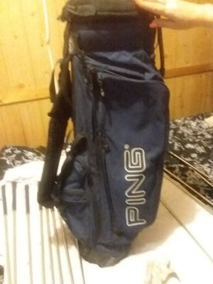 """""""Ping Golf Bag and Clubs"""" for Sale in Greensboro, NC"""