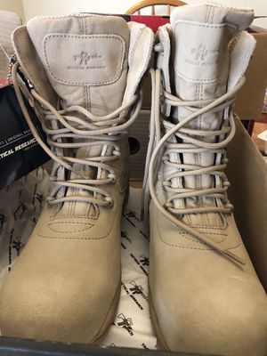 New high top work boots for Sale in Garner, NC