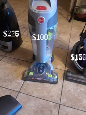 HOOVER/ DYSON DC25/ MEILE VACUMMS PRICES IN TVE PICTURE for Sale in Las Vegas, NV