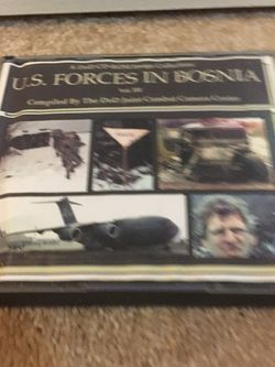 US Forces In Bosnia Photo CD-ROM for Sale in Las Vegas,  NV
