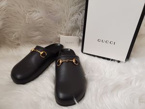 Gucci horsebit leather slippers for Sale in Glendale, CA