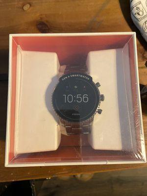 Fossil Smart Watch Gen 4 for Sale in Riverside, CA