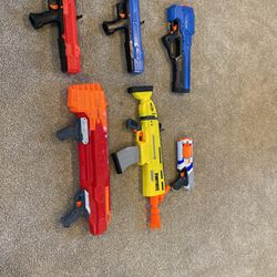 Nerf Gun Lot for Sale in Snohomish,  WA