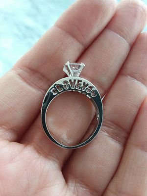 Promise Anniversary Engagement Wedding Ring for Sale in Tampa, FL