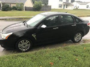 2008 Ford Focus SE 4 door for Sale in GILLEM ENCLAVE, GA