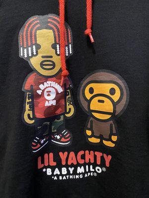 Bape Lil Yachty Baby Milo hoodie for Sale in San Jose, CA