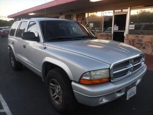 2002 Dodge Durango for Sale in Fremont, CA