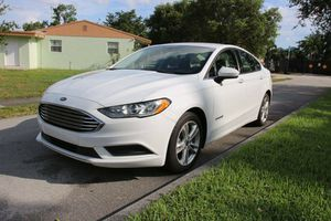 2018 Ford fusion for Sale in Miramar, FL