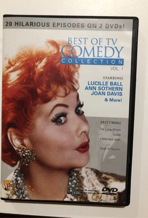 NEW DVD OF Lucille Ball!! for Sale in Vista, CA