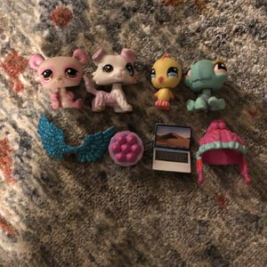 Littlest pet shops and accessories for Sale in Troutdale, OR