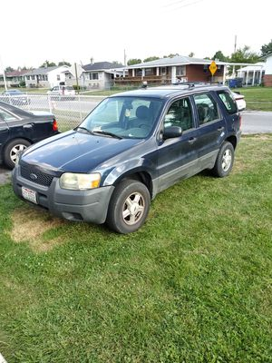 2002 Ford Escape for Sale in Obetz, OH