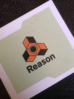Reason 6.5 audio production suite for Sale in Menifee, CA