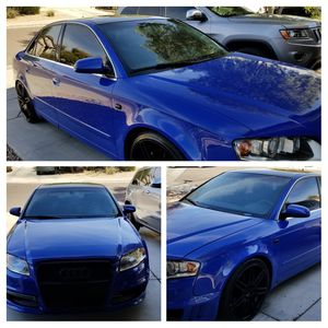 B7 Audi A4 Stage 2+( Heavily but Tastefully Modded ) over $18,000 in Upgrades and work done! Has tons of POWER and looks Beautiful! for Sale in Tolleson, AZ