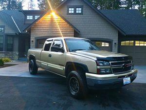 2007 Silverado 1500 4x4: Excellent Condition for Sale in Seattle, WA