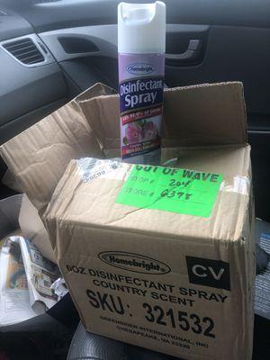 Disenfectant for Sale in Woodbridge, VA