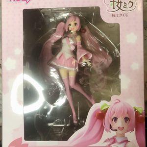 Sakura Miku Anime Figure for Sale in Oceanside, CA