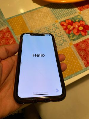 iPhone X for Sale in Chino, CA