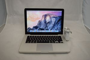 "2010 MacBook Pro, 2.4GHz Core2duo,4GB RAM, 500GB HDD, Yosemite. 13.3"" Apple Laptop w/adapter for Sale in Lawrence, MA"