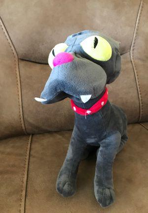 "13"" Simpsons Dog stuffed animal $10 for Sale in Menifee, CA"