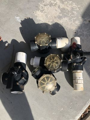 Pool valves and check valves for Sale in Tarpon Springs, FL