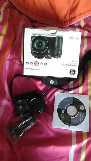 GE Camera x400 for Sale in Avon Park, FL