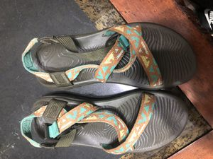 Chaco sandals for women size 8 for Sale in Dallas, TX