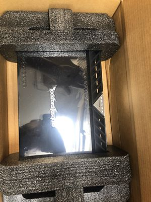 Rockford Fosgate T1000.4 AD Power Series amplifier amp 4-ch 4ch 4.ch 4 channel full range refurbished from rockford for Sale in League City, TX