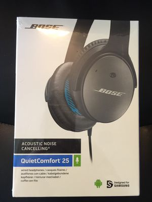 Bose Quiet Comfort Headphones - Brand New for Sale in Port St. Lucie, FL