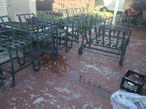 Beautiful aluminum outdoor patio furniture for Sale in Hialeah, FL