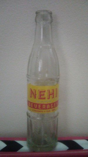 Antique NEHI Bottle for Sale in Long Beach, CA