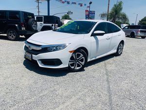 2017 Honda Civic Sedan for Sale in Tulare, CA