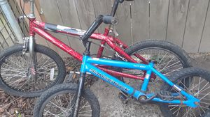2 dope BMX bikes for the kids for Sale in Portland, OR