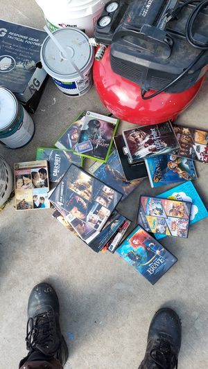 Movies and games for Sale in Stanton, CA