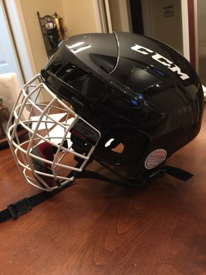 Hockey helmet adult/teen size large for Sale in Bethesda, MD