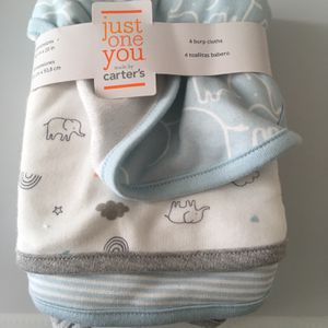 Just One You Burp Cloths for Sale in Fountain Valley, CA
