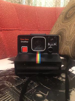 Polaroid Time-Zero OneStep Camera for Sale in Weston, WV