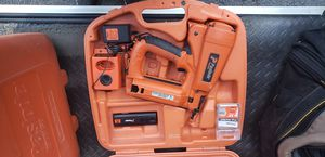 Paslode 18 gauge nailer nail gun for Sale in Fairfax, VA