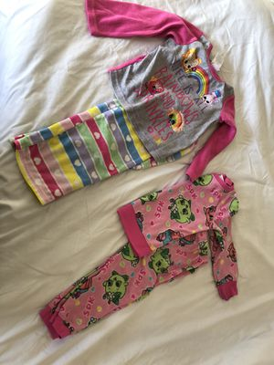 Toddler girls Pajama lot for Sale in Hemet, CA