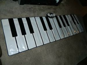 "Giant piano 92"" x 29"" MP3 player holder for Sale in Carol Stream, IL"