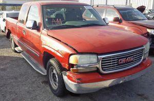 1999 GMC Sierra parts 5.3 2wd. Gu6 g80 read end for Sale in Phoenix, AZ