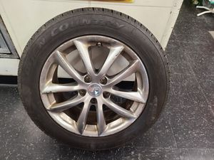 Infiniti G35x OEM rims with TOYO tires for Sale in Everett, MA
