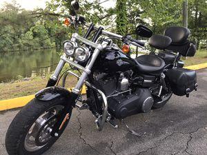 2012 Harley Davidson FXDF Fat Bob for Sale in Acworth, GA