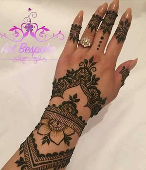 Freshly Made Red Henna for Sale in Phoenix, AZ