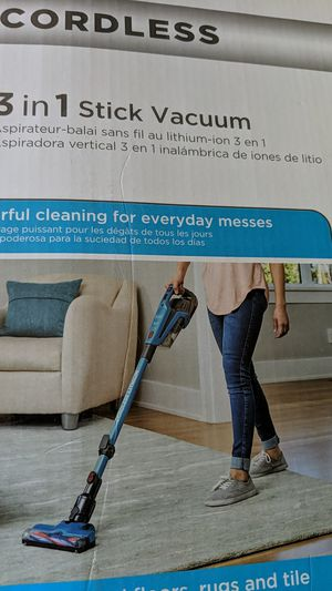 Black and Decker cordless vacuum for Sale in Prattville, AL