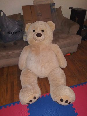 Huge teddy bear for Sale in Superior Charter Township, MI
