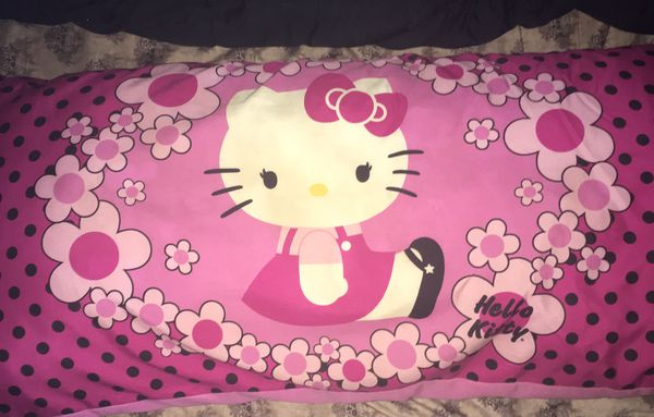 Hello kitty body pillow. Great condition